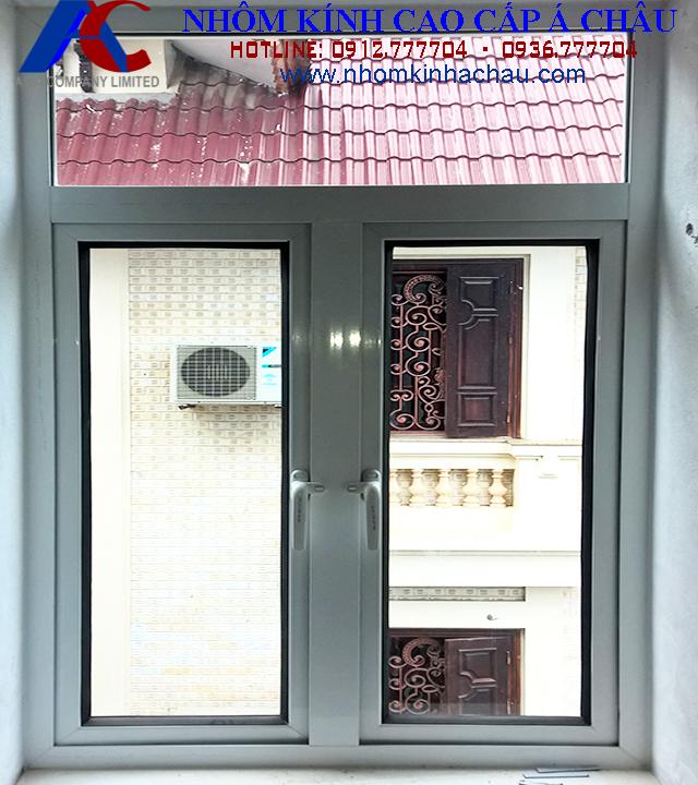 cửa sổ nhôm việt pháp chính hãng
